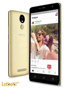 POSH Revel Max mobile - 16GB - Golden Color - LTE L551 Model