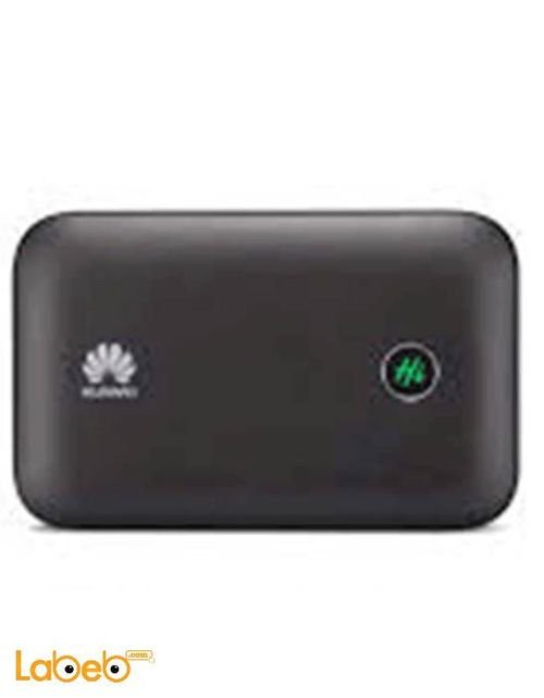 راوتر هواوي واي فاي برو ماكس 4G سعة 9600mAh أسود E5771H -937