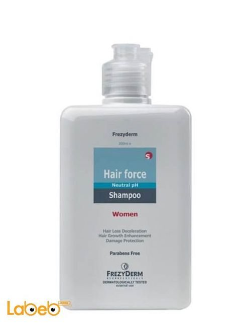 Frezydrem Hair Force Shampoo Women for Hair Loss 200 ml