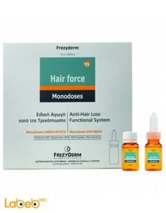 Frezydrem Hair Force Monodose - Day Night - 10x14 ml