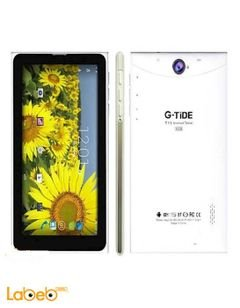 G-TIDE Tablet - 3G - 7 inch - 8GB - White color - T11 model