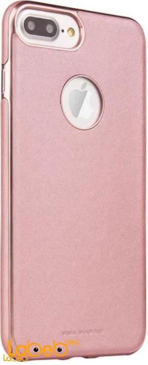 Viva Madrid Mobile cover for iPhone 7 Plus Pink color