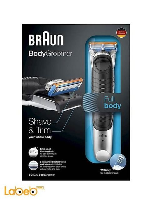 Braun Body Trimmer for body 3 trimming comb BG5030