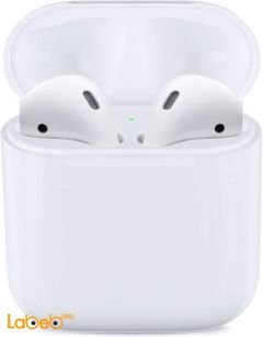 Apple airpods with charging case - iPhone 7 - White - MMEF2ZE/A