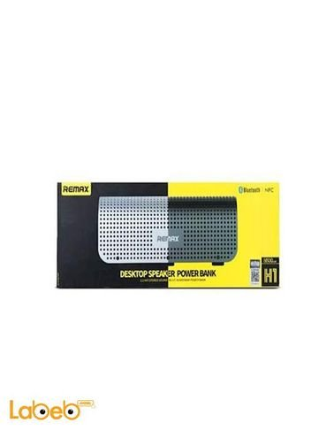 Remax SD Stereo Wireless Bluetooth Speaker side 8800mAh RB-H1