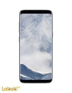 Samsung S8 smartphone - 64GB - 5.8inch - Arctic Silver