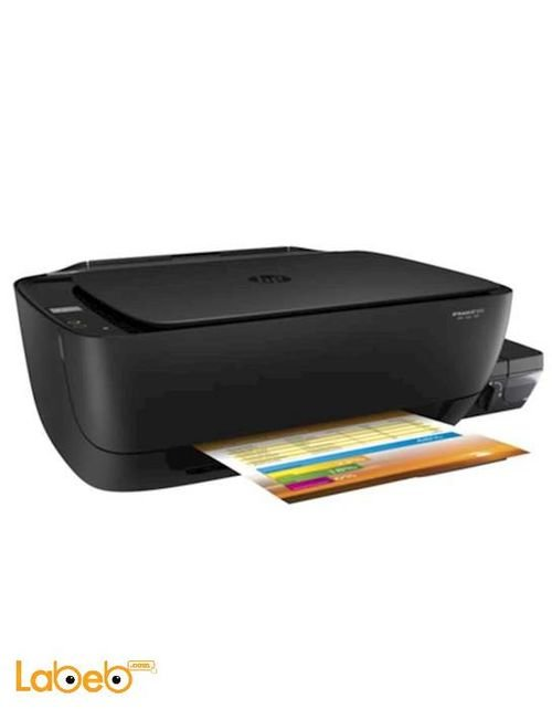 HP DeskJet GT 5810 All-in-One Printer Black Color GT 5810 Model