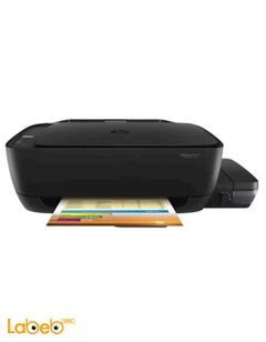 HP DeskJet GT 5810 - All-in-One Printer - Black Color - GT 5810 Model