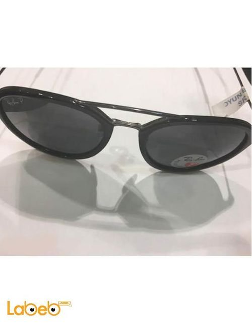 Copy Ray ban sunglasses Black frame Black lenses