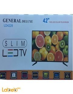 General deluxe LED TV - 42inch - 1080p - FULL HD TV - LD-4228 model