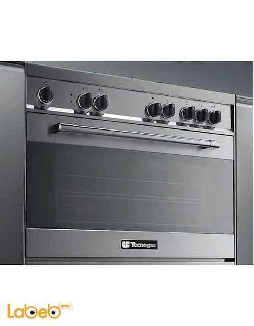 Italy Tecnogas Oven 60x90cm Stainless Steel PP965GVX Model