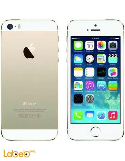 Gold Apple iPhone 5S 64GB