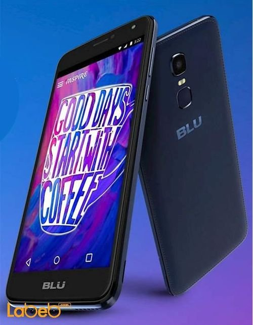 موبايل Blu Life Max ذاكرة 16 جيجابايت 5.5 انش لون أسود