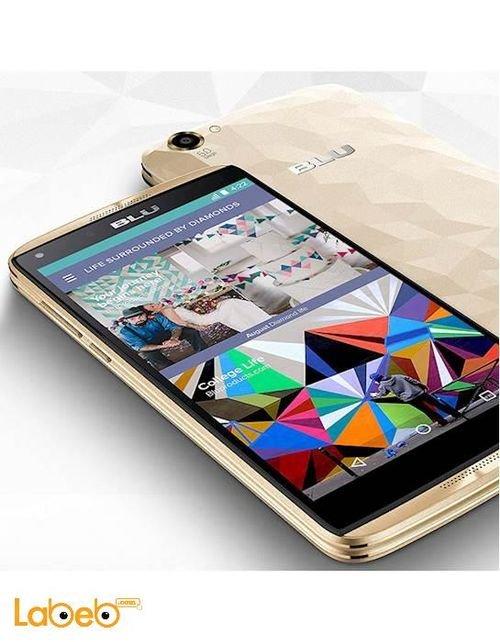 Blu Energy Diamond E130E smartphone 8GB Gold