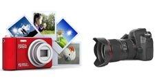 كاميرات رقمية (ديجيتال)