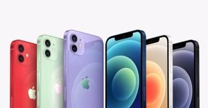 ميزات وعيوب آيفون 12 وسعر iPhone 12 في الأردن لجميع السعات