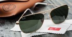 كيف يمكنك أن تعرف نظارات ريبان Ray Ban الأصلية من التقليد؟