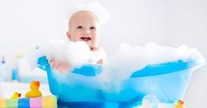 أفضل شامبو للأطفال والرضع في الإمارات