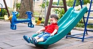 دليل اختيار أفضل ألعاب الحديقة للأطفال وأسعارها في السعودية