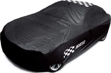 غطاء سيارة سباركو، PVC أسود