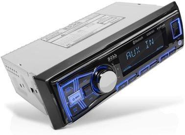 مسجلة سيارة بوس 611UAB، بقدرة 200 واط لأربعة قنوات، FM/AM
