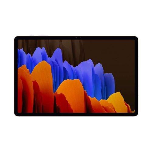 سامسونج جالكسي تاب اس 7 بلس، 12.4 بوصة، وايفاي، 256GB تخزين، رام 8GB، لون أسود