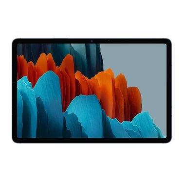 سامسونج جالكسي تاب اس 7 بلس، 12.4 بوصة، وايفاي وLTE، تخزين 256GB، رام 8GB، أزرق