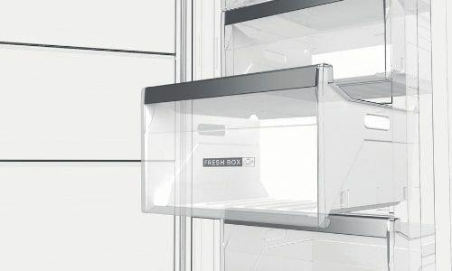 ثلاجة باب واحد من ويرلبول، 13 قدم، شاشة رقمية، ستانلس ستيل