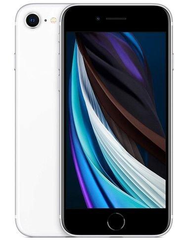 أبل آيفون إس اي 2 سعة 64 جيجا لون أبيض