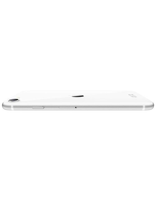 هاتف أبل آيفون إس اي 2، 4 جي، 64 جيجابايت، لون أبيض