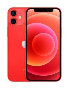 هاتف أبل آيفون 12 ميني، 256 جيجابايت، لون أحمر، الجيل الخامس 5G