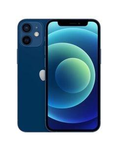 هاتف أبل آيفون 12 ميني، 256 جيجابايت، لون أرزق، الجيل الخامس 5G