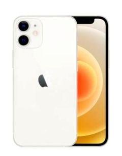 هاتف أبل آيفون 12، 5 جي، بسعة 128 جيجا بايت، لون أبيض