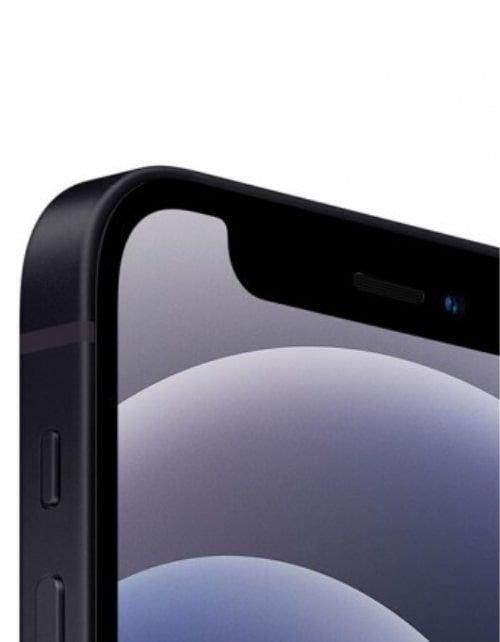 هاتف أبل آيفون 12، 5 جي، سعة 64 جيجابايت، لون أسود