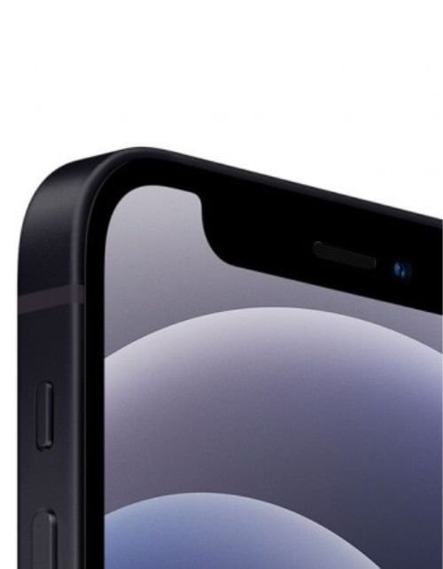 هاتف أبل آيفون 12، 5 جي، سعة 256 جيجابايت، لون أسود