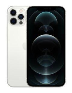 هاتف أبل آيفون 12 برو، 5 جي، سعة 256 جيجابايت، لون فضي