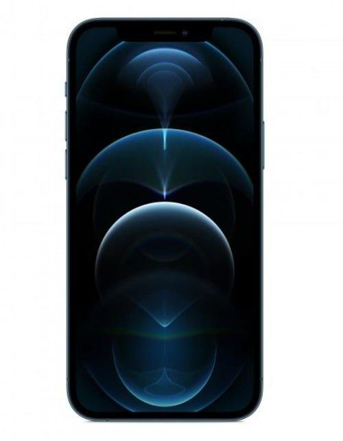 شاشة أبل آيفون 12 برو ماكس 128 جيجا أزرق