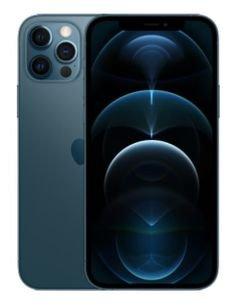 هاتف أبل آيفون 12 برو ماكس، 5 جي، 128 جيجابايت، أزرق