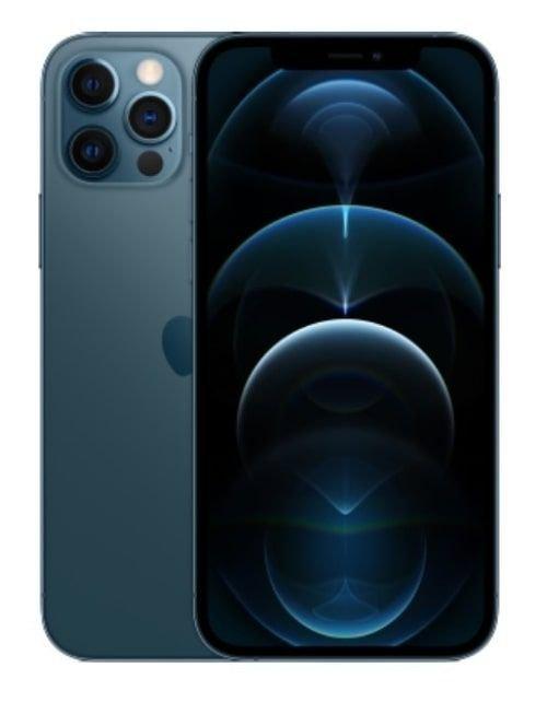 أبل آيفون 12 برو ماكس 128 جيجا لون أزرق