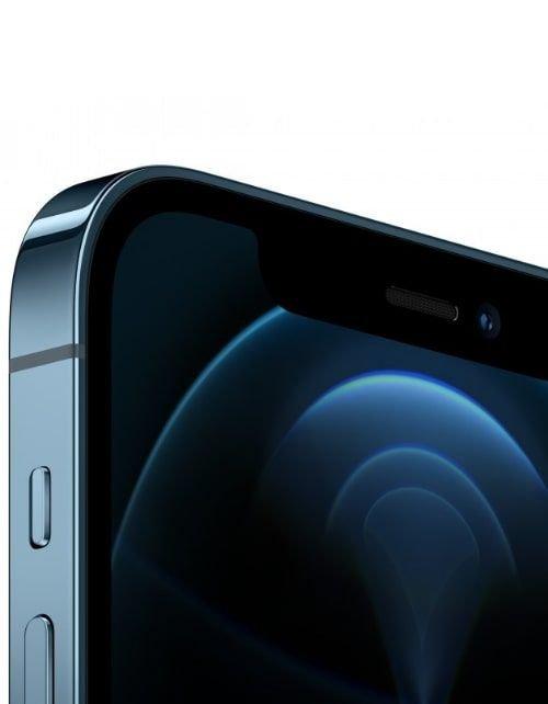 هاتف أبل آيفون 12 برو ماكس، 5 جي، 256 جيجابايت، أزرق