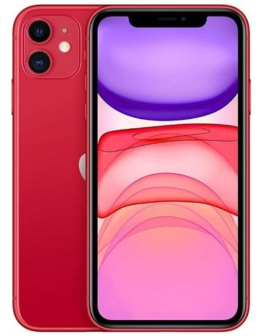 Apple iPhone 11, 4G, 64GB, Red