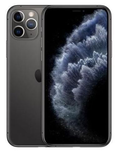 Apple iPhone 11 Pro, 4G, 256GB, Gray