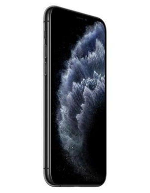 هاتف أبل آيفون 11 برو، 4 جي، 64 جيجابايت، لون رمادي