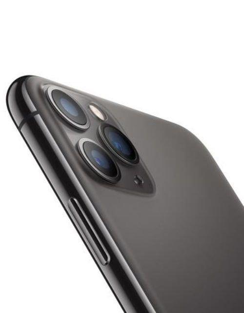 هاتف أبل آيفون 11 برو ماكس، 4 جي، 512 جيجابايت، لون رمادي