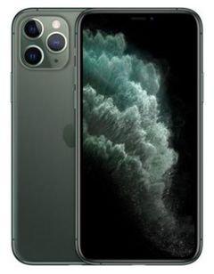 هاتف أبل آيفون 11 برو ماكس، 4 جي، 64 جيجابايت، لون أخضر