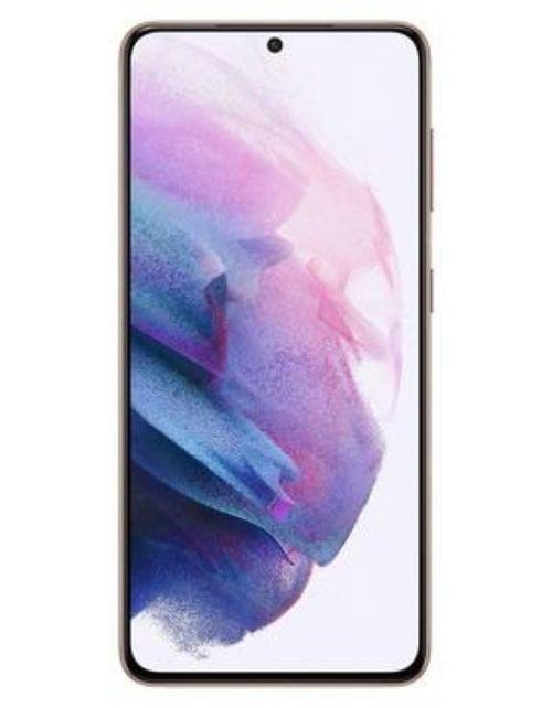 هاتف سامسونج جلاكسي إس 21، 5 جي، 128 جيجابايت، بنفسجي فانتوم