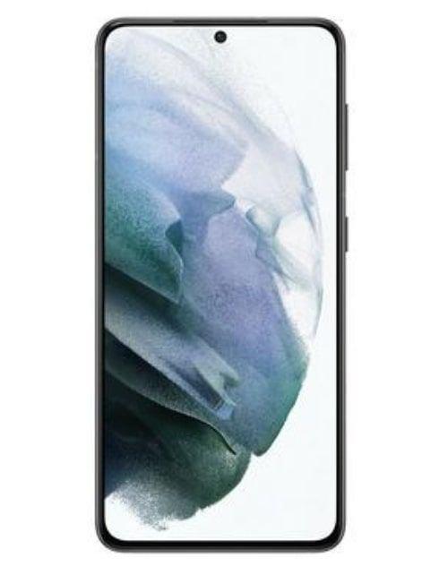 هاتف سامسونج جلاكسي إس 21، 5 جي، 128 جيجابايت، رمادي فانتوم