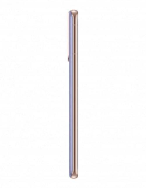 هاتف سامسونج جلاكسي إس 21 بلس، 5 جي، 128 جيجابايت، بنفسجي فانتوم