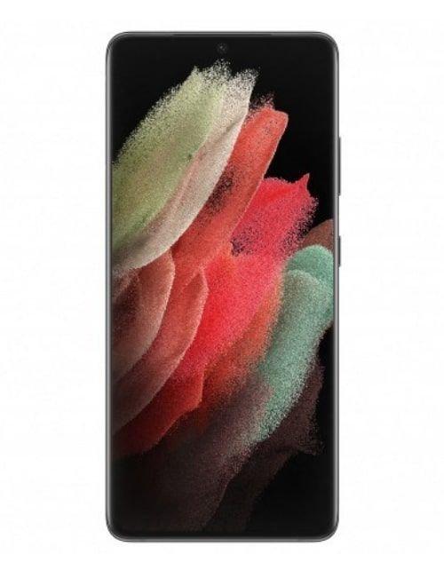هاتف سامسونج جلاكسي إس 21 ألترا، 5 جي، 256 جيجابايت، أسود فانتوم