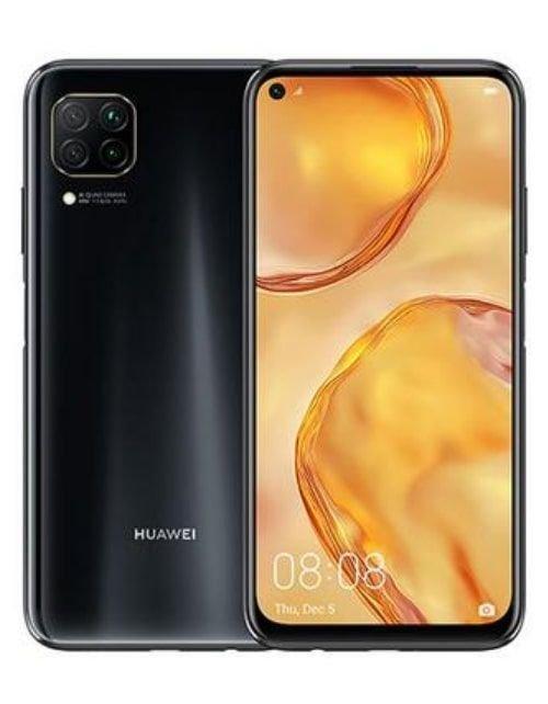 هاتف هواوي نوفا 7 آي، 4 جي، سعة 128 جيجابايت، لون أسود